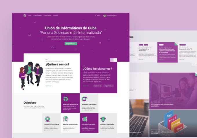Portal Web UIC